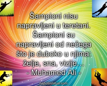 muhamed ali trening motivacija